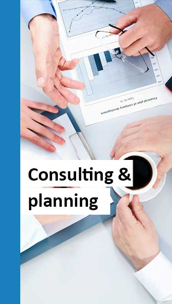 Consulting & planning
