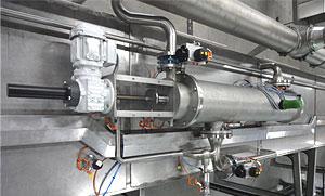Hightech-Dauerfiltration